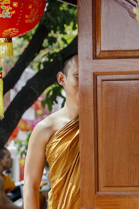 Peek-A-Buddha