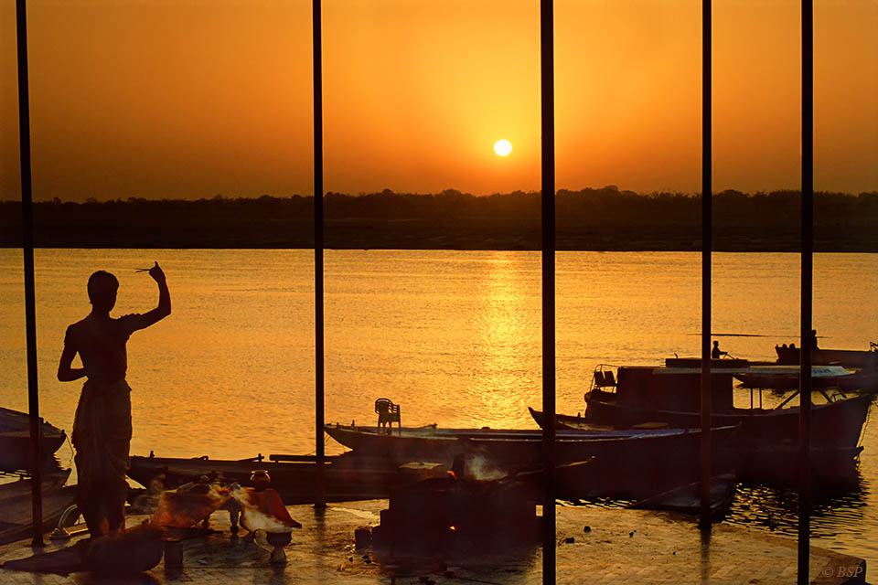 Puja Sunrise